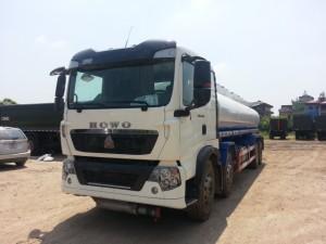 Ô tô xi téc (chở xăng) 22m3