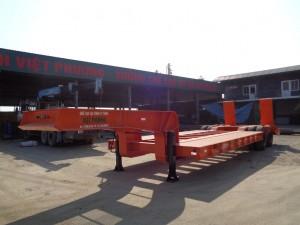 Sơmi rơmoóc tải (chở xe, máy chuyên dùng)