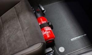 Ôtô không trang bị phương tiện chữa cháy bị phạt đến 500.000 đồng