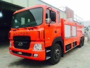 Xe cứu hỏa HYUNDAI HD250