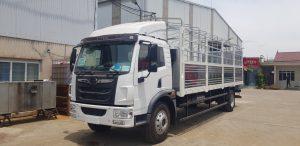Ô tô tải (có mui) – FAW/GIAIPHONG khoảng cách trục 6500mm